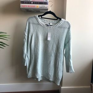 Old Navy 3/4 Sleeve Sweater